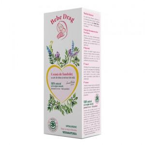 Bebe Drag Crema de fundulet cu unt de shea si extract de ovaz - 75 ml