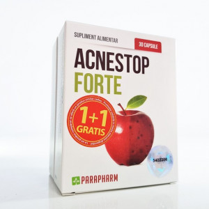 Acne Stop Forte - 30 cps - 1+1 Gratis