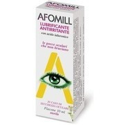 Afomill - Umectant Lubrifiant cu Acid Hialuronic - 10 ml