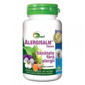Alergisalm - 50 cpr