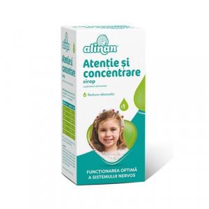 Alinan Sirop Atentie & Concentrare - 150 ml