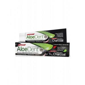 AloeDent Pasta de dinti cu Carbune activ - 100 ml