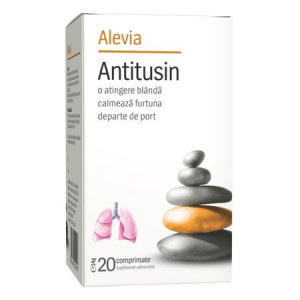 Antitusin - 20 cpr