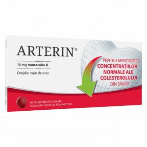 Arterin - 60 cpr