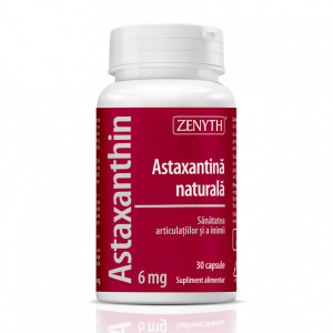 Astaxanthin 6 mg - 30 cps
