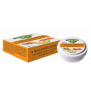 Balsam crema cu catina, morcov si avocado - 15 g