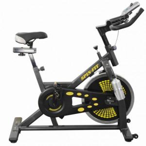 Bicicleta spinning de interior, volanta 13kg, OnWay Fitness