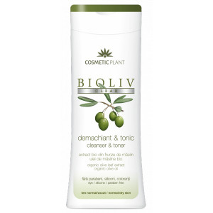 BIOLIV CLEAR Demachiant & Tonic - 200 ml