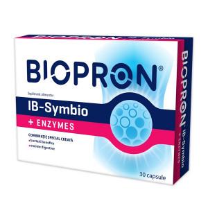 Biopron IB-Symbio + Enzymes - 30 cps