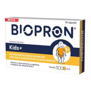 Biopron Kids+ - 10 cps