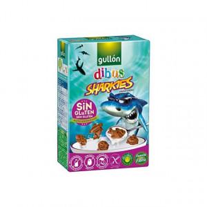 Biscuiti Dibus Sharkies fara gluten - 250 g