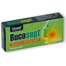 Bucosept - 20 cpr Bioeel