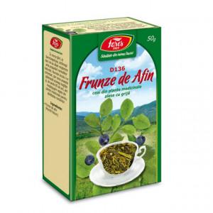 Ceai Afin Frunze D136 - 50 gr Fares