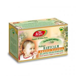 Ceai Babycalm F 20pl