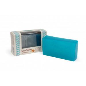 CocoSapun transparent cu argan, musetel si note relaxante - 100 g