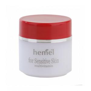 Crema cu multivitamine pentru piele sensibila Hemel for Sensitive Skin 30 ml