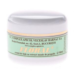 Crema de fata cu propolis Floral - 50 ml