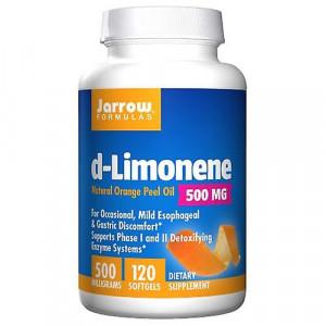 D-Limonene 500 mg - 120 cps