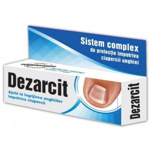 Dezarcit Gel impotriva ciupercii unghiei - 7ml