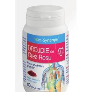 Drojdie De Orez Rosu - 60 cps