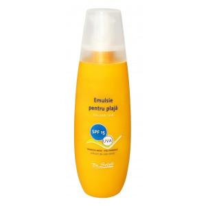 Emulsie pentru plaja SPF 15 - 200 ml