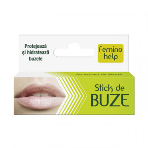 Feminohelp balsam buze - 4.8 gr