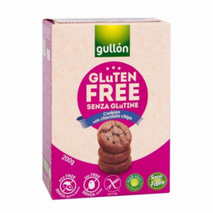 Fursecuri chipsuri ciocolata fara gluten - 200 g
