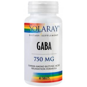 GABA 750mg - 60 tbl