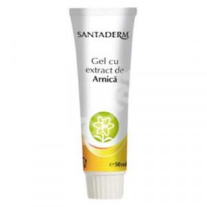 Gel cu extract de arnica Santaderm - 50 ml