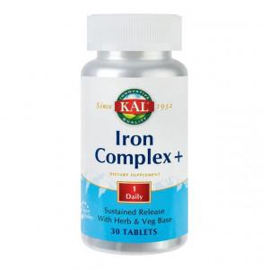 Iron Complex+ - 30 cpr
