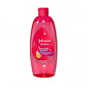 Johnson's Sampon Par Sclipitor - 500 ml