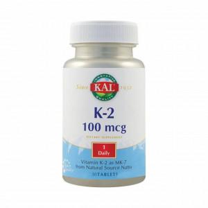 K-2 100mcg - 30 cpr