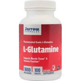 L-Glutamine 1000 mg - 100 cpr
