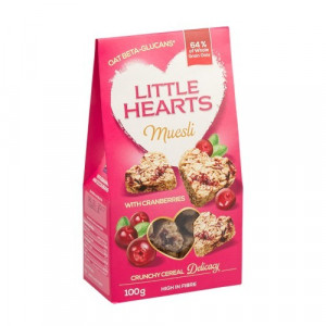 Little Hearts Merisor - 100g