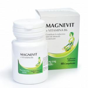 MagneVit + Vitamina B6 - 40 cps