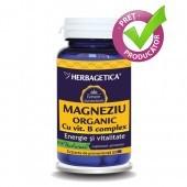 Magneziu Organic 30 cps