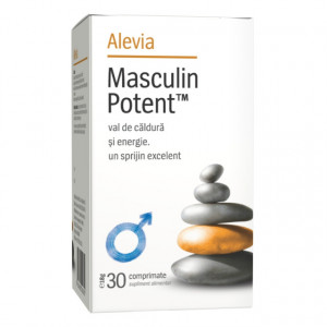 Masculin Potent - 30 cpr