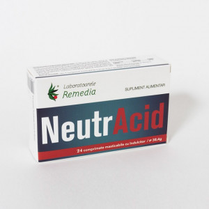 NeutrAcid - 24 cpr masticabile