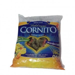 Paste spirale colorate - 200 g - Cornito