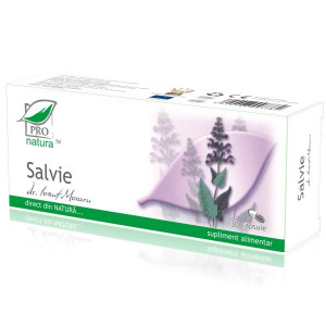 Salvie - 30 cps