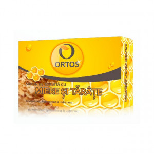 Sapun cu miere si tarate - 100 g
