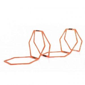 Scara de antrenament cu 6 inele hexagonale