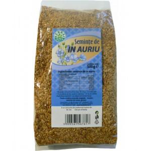 Seminte de in auriu - 500 g