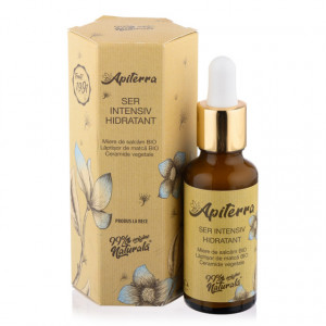 Ser Intensiv hidratant Apiterra - 30 ml