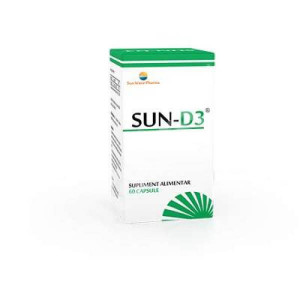 Sun D3 - 60 cps