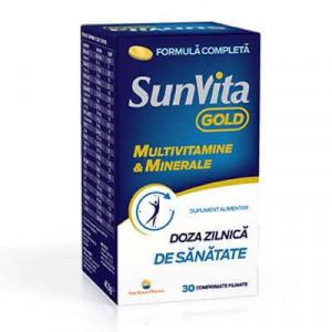 Sunvita Gold - 30 cpr