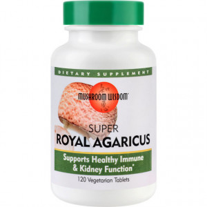 Super Royal Agaricus - 120 cpr
