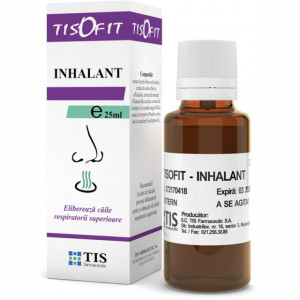 Tisofit Inhalant - 25 ml