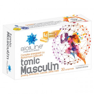 Tonic Masculin - 30 cps