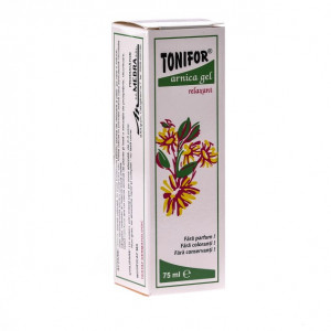 Tonifor Gel cu Arnica - 75 ml